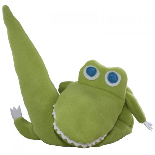 Al-the-Gator Extra Long Heat Wrap relaxes stiff necks