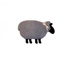 Gray and Black sheep
