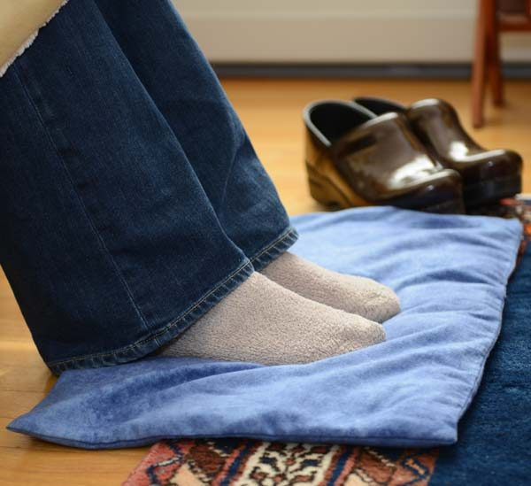 Foot Warmer Pads Bring Warmth Relaxation To Tired Feet