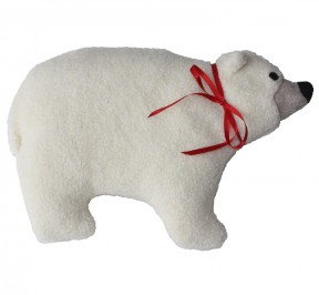 Polar Bear microwave heating pad