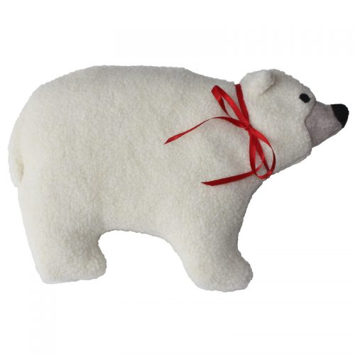 Polar Bear microwave heating pad