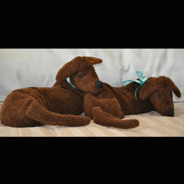 Dachshund Microwave Neck Warmer