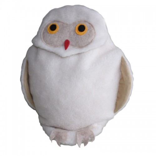 Snowy Owl Body Warmer and Muscle Relaxer
