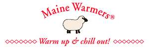 Logo Maine Warmers – Microwave Heating Pads and Gentle Ice Packs