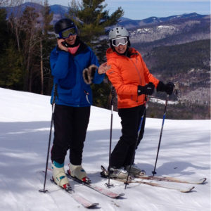 Ski Attitash Apr 1