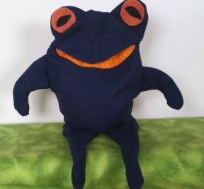 original prototype frog