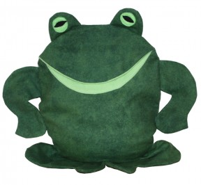 Froggie Microwave Heating Pad