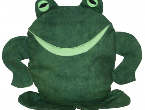 Froggie Microwave Heating Pad