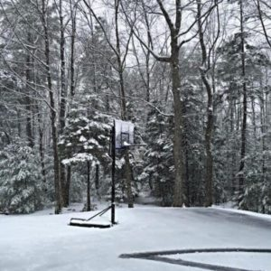 April 26 snow